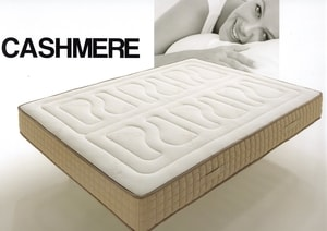 Cashmere – matrace s paměťovou pěnou – 90x200x25cm
