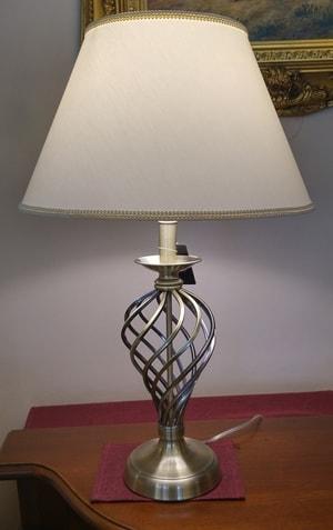 Stolní lampa kroucená ARIVA S1