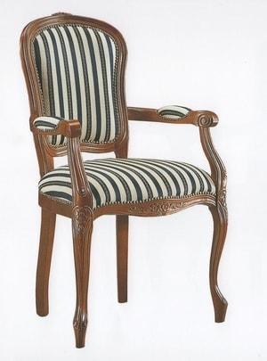 židle s područkami Parigina