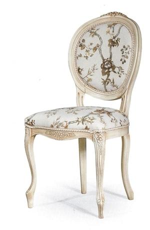 Čalouněná židle art.176/s Rosella