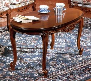 Oválný konferenční stolek art.SE1573