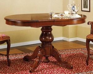 Oválný stůl rozkl. zámeckého stylu art.SE2660