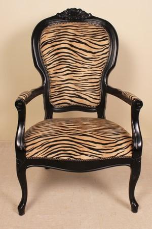 Křeslo Zebra art.FL202-p