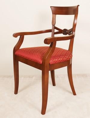 Židle s područkami art.FL161/c