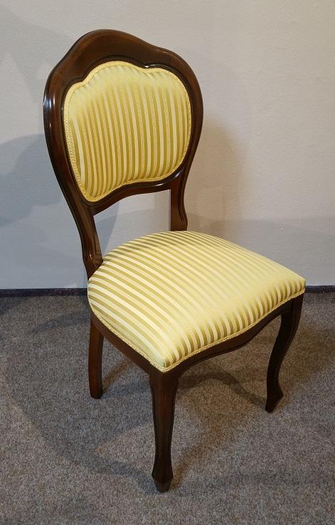 židle stylová 122sb