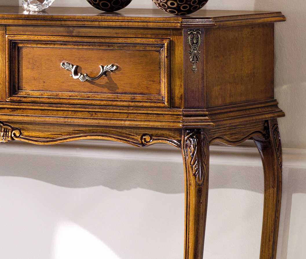 5111 konzolový stolek_detail